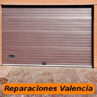 reparacion puertas garaje