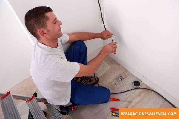 cables electricos hogar