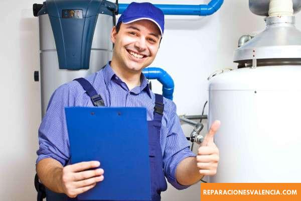 calderas servicio tecnico Alfafar
